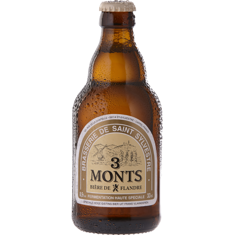 3 Monts Blonde, 8.5° (33cl)