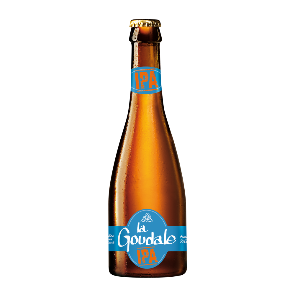 Goudale IPA, 7,2° (33 cl)