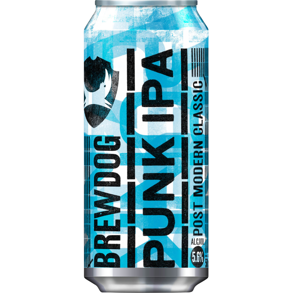 Brewdog Punk IPA, 5,6° (50 cl)