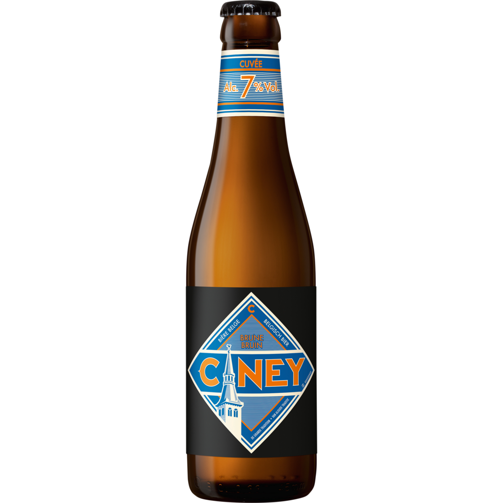 Ciney Brune, 7° (33 cl)