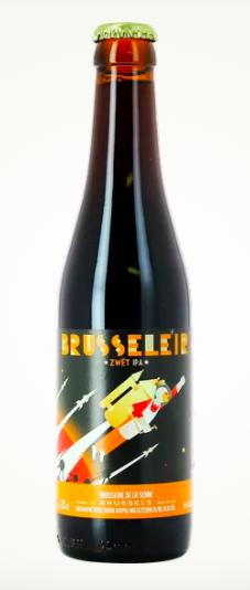 Bière Brusseleir, Brasserie de la Senne (33 cl)