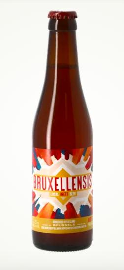 Bière Bruxellensis, Brasserie de la Senne (33 cl)