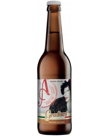 Bière blonde Gradisca, Amarcord (33 cl)