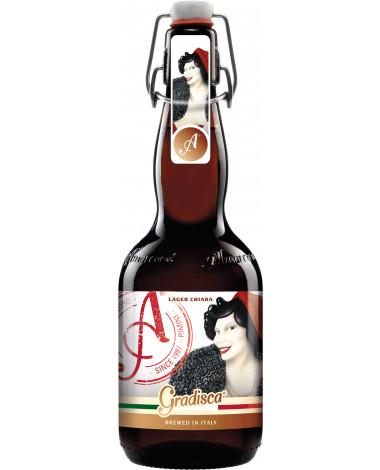 Bière blonde Gradisca, Amarcord (50 cl)