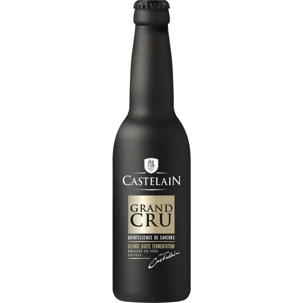 Castelain Grand Cru, 8,5° (33 cl)