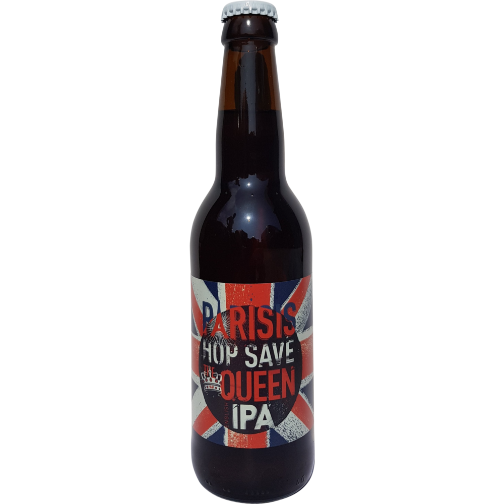 Parisis Hop Save the Queen IPA 5,6° (33 cl)