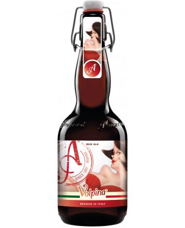 Bière rousse Volpina, Amarcord (50 cl)