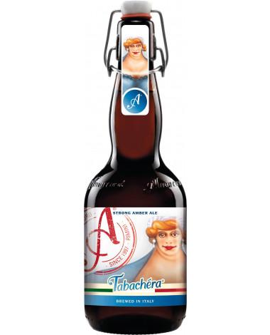 Bière ambrée Tabachera, Amarcord (50 cl)