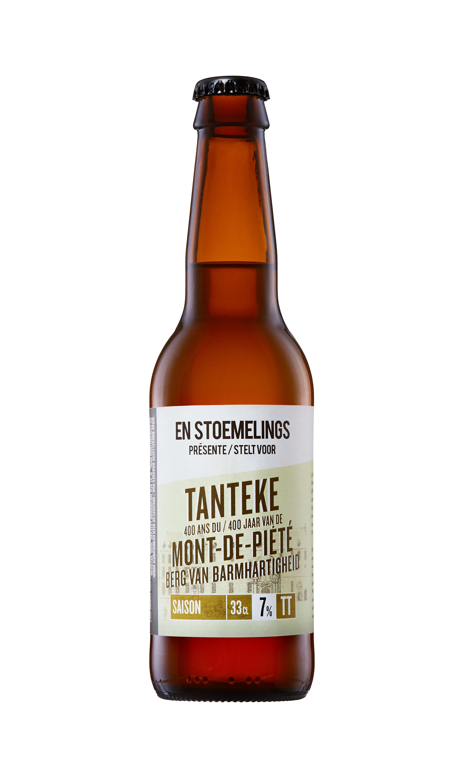 Bière Tanteke, En Stoemelings (33 cl)