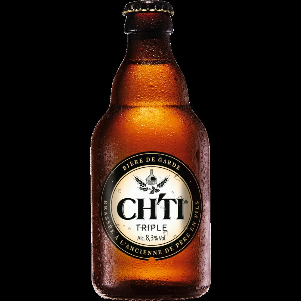 Ch'ti Triple, 8°3 (33 cl)