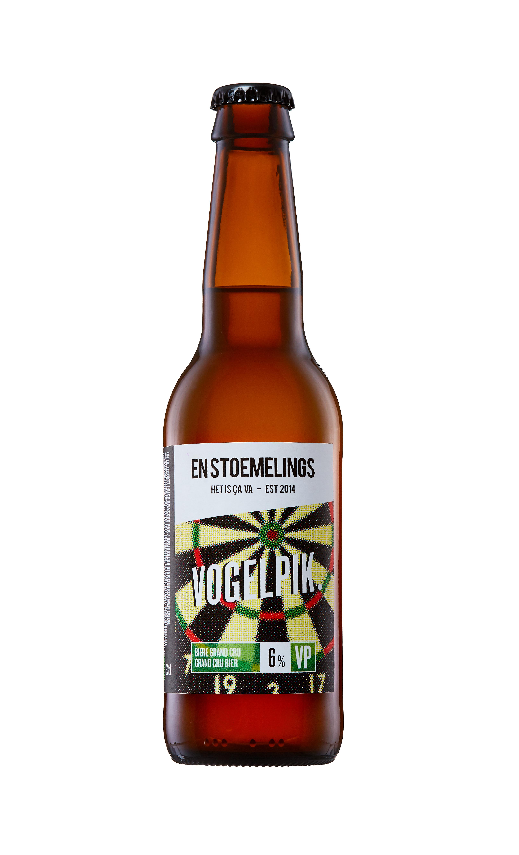 Bière Vogelpik, En Stoemelings (33 cl)