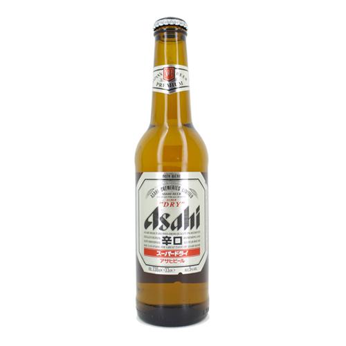 Asahi Super Dry, 5.2° (33 cl)