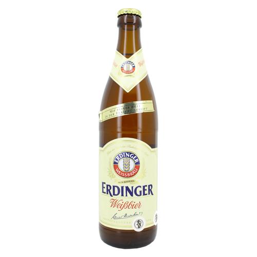 Erdinger Hefe Weissbier (50 cl)