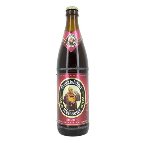 Franziskaner Dunkel brune (50 cl)