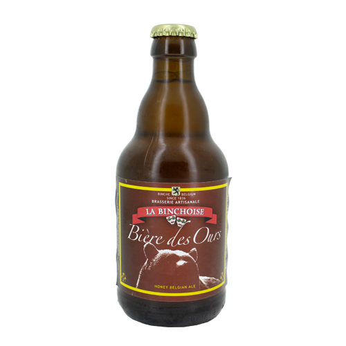 Bière des Ours ambréen (33 cl)