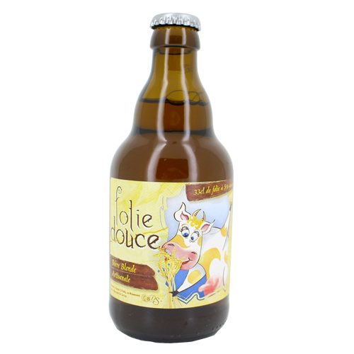 Folie Douce, De Sutter (33 cl)