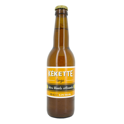 Kekette Large Blonde (33 cl)