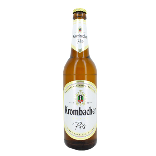 Krombacher (50 cl)