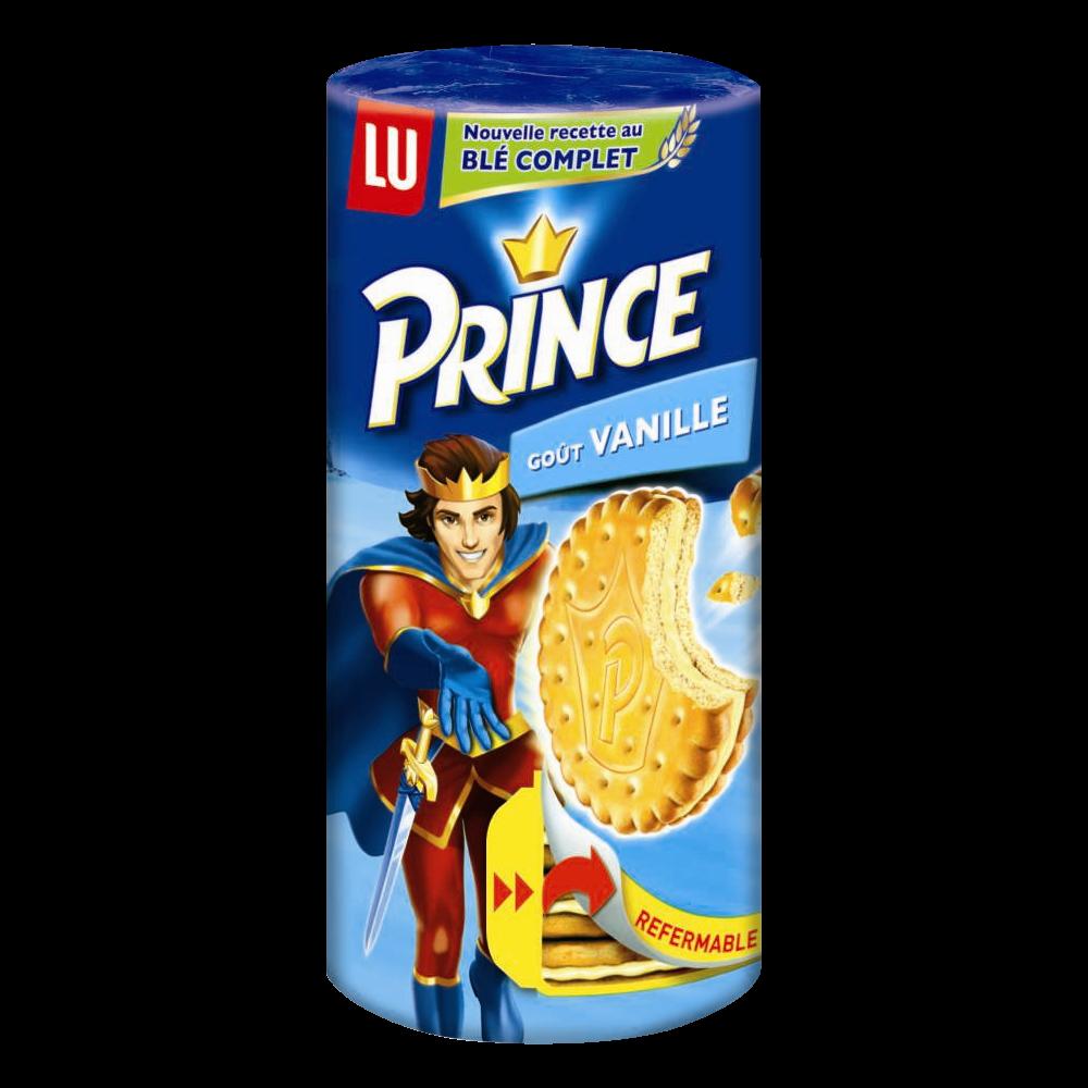 Biscuit Prince à la vanille, Lu (300 g)