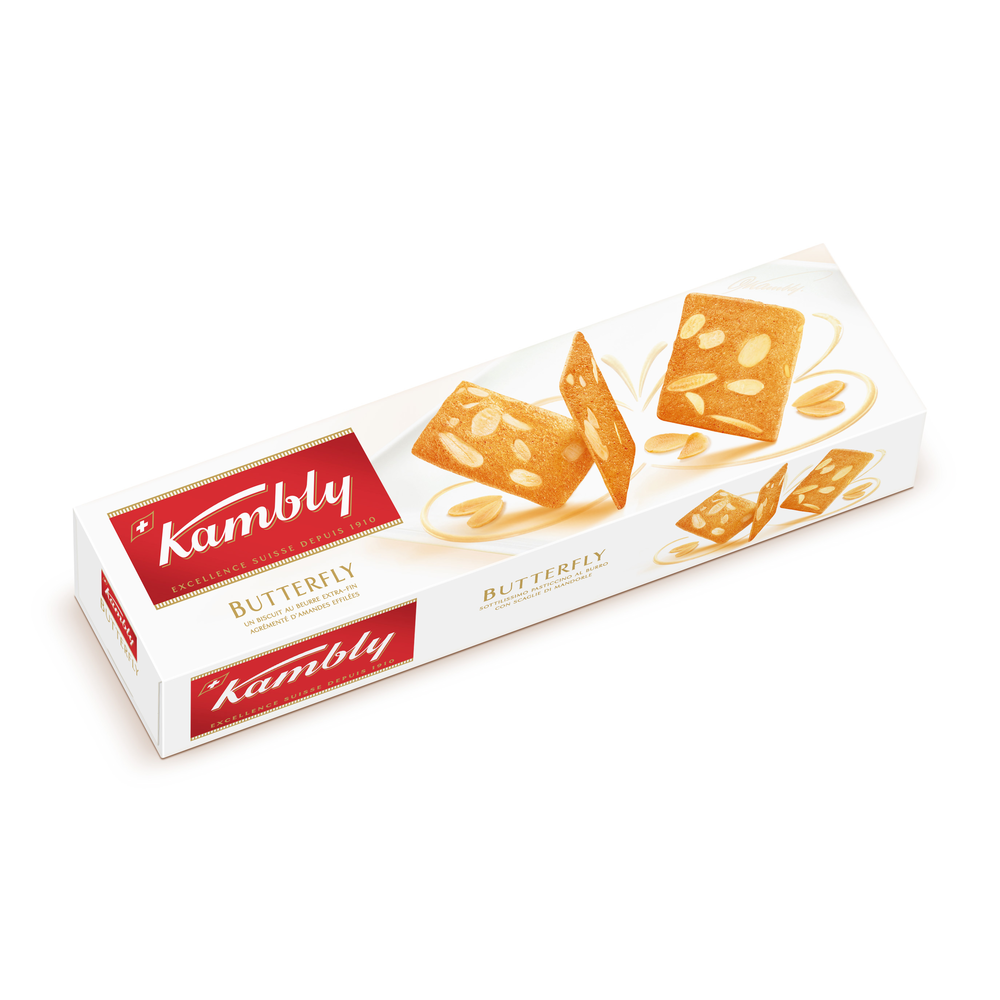 Biscuits Butterfly, Kambly (100 g)