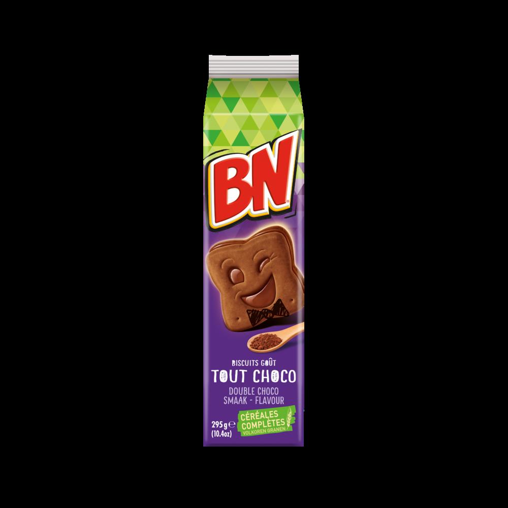 Biscuits BN tout chocolat (295 g)