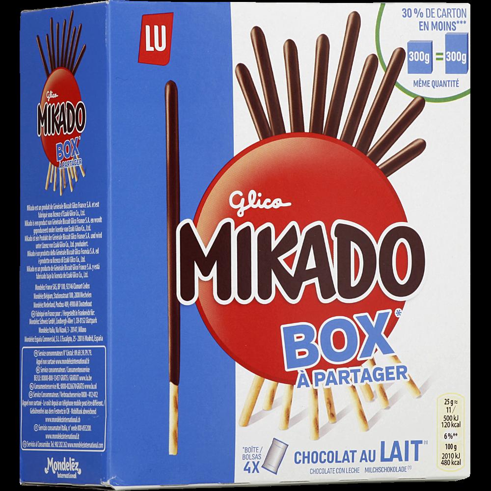 Mikado Format Familial, Lu (300 g)