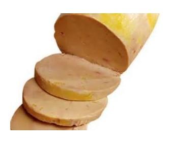 Foie gras de canard en bloc sans morceaux, Panache des landes (250 g)