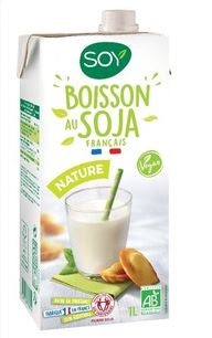 Boisson Biosoy nature BIO, Soy (1 L)