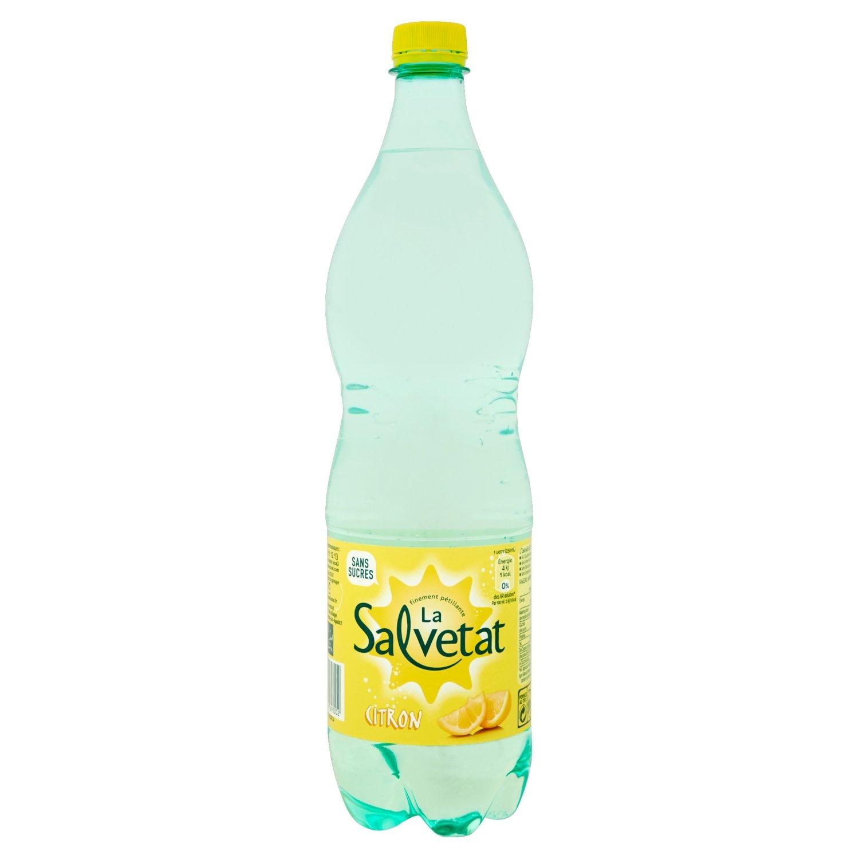 Pack de Salvetat au citron (6 x 1,25 L)