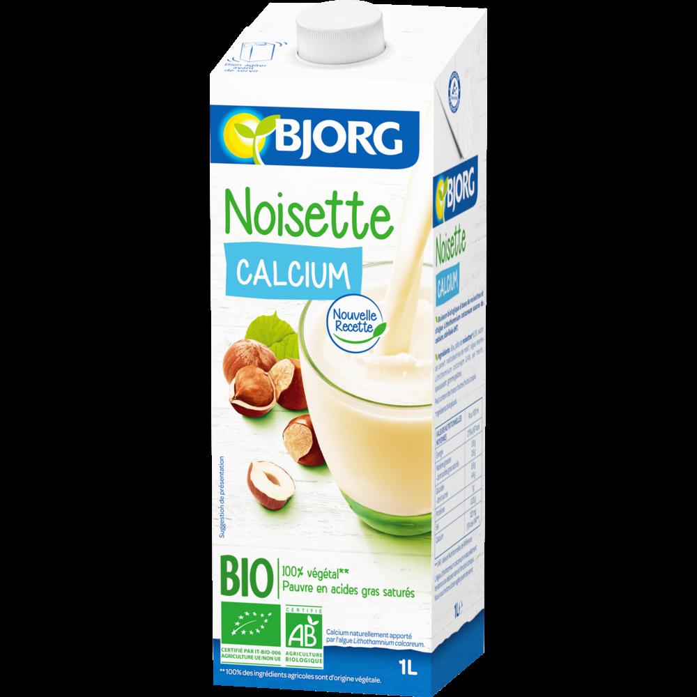 Boisson Délice Noisette BIO, Bjorg (1 L)