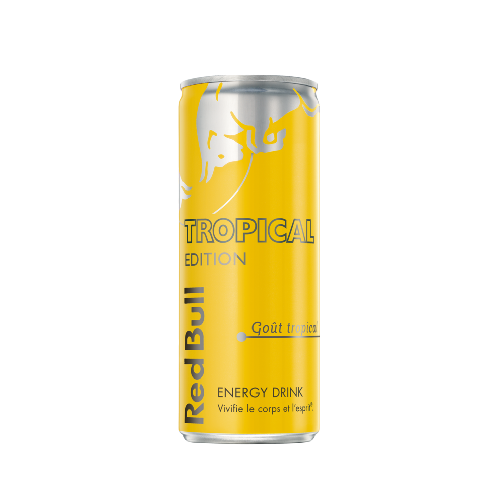Red Bull tropical (25 cl)