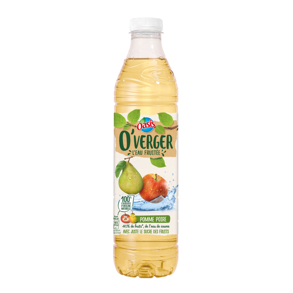 O'Verger pomme poire, Oasis (1.2 L)