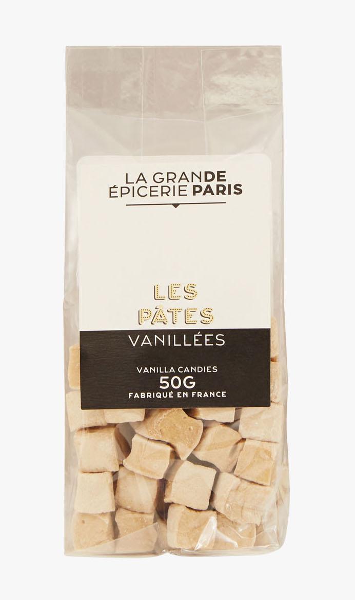 Bonbon pâtes vanillées, La Grande Epicerie de Paris (70 g)