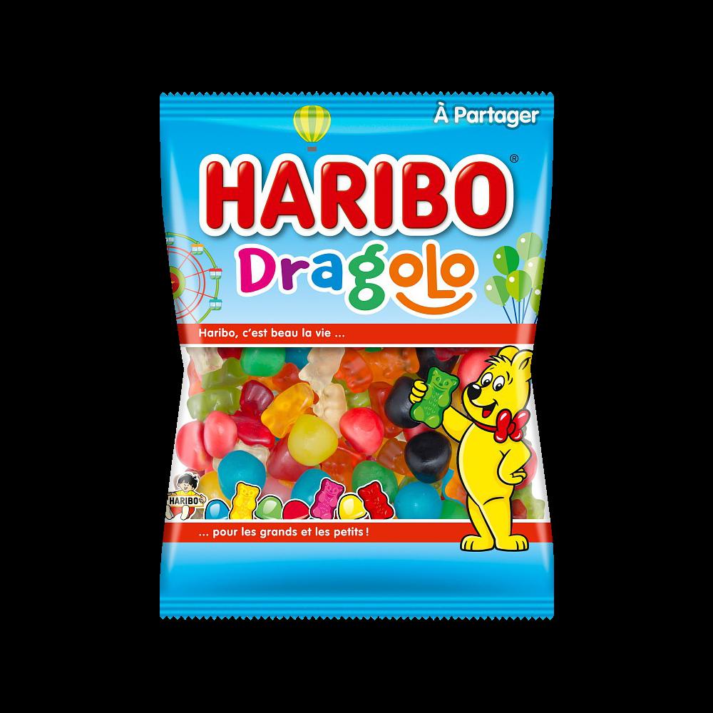 Bonbons Dragolo, Haribo (300 g)