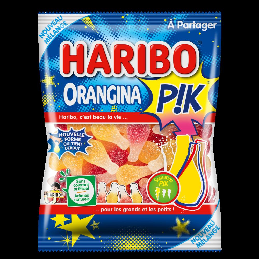 Bonbons Orangina Pik, Haribo (250 g)