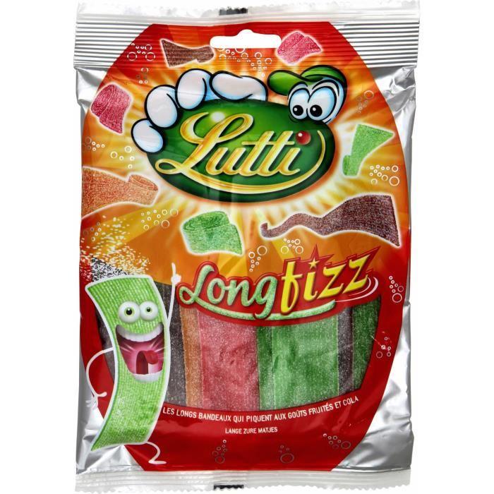 Bonbons Longfizz, Lutti (200 g)