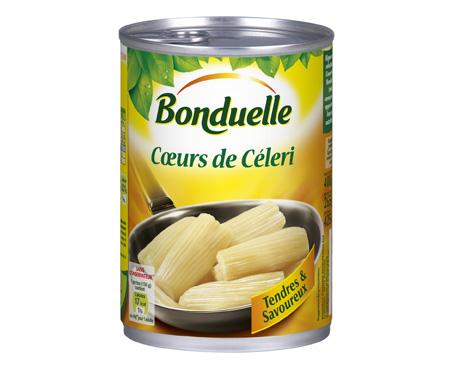 Coeurs de céleri, Bonduelle (265 g)
