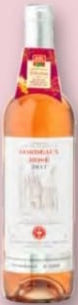 Bordeaux rosé AOC 2017, sélection Belle France