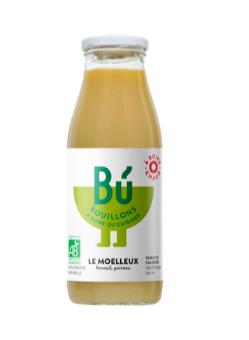 Bouillon poireau, fenouil - Le Moelleux BIO, Bu (25 cl)