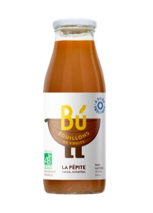 Bouillon cacao, noisette - La Pépite BIO, Bu (50 cl)