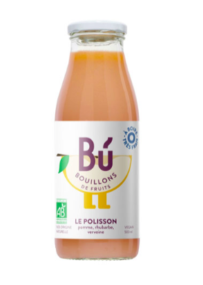 Bouillon Le polisson, Bu (50 cl)