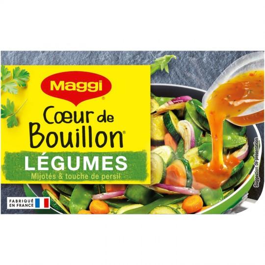 Coeur de bouillon aux légumes, Maggi (132 g)