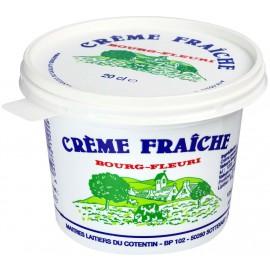 Crème fraîche épaisse Bourg Fleuri (50 cl)