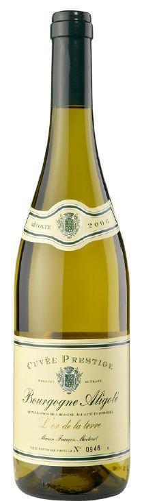 Bourgogne Aligote Or de la terre, 2014 (75 cl)