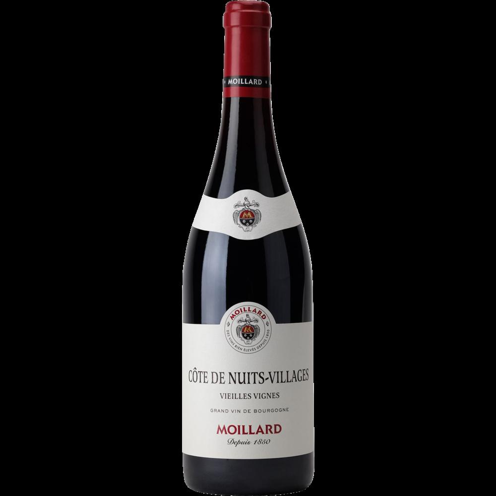 Côtes de Nuits AOP rouge, Domaine Moillard (75 cl)