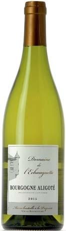 Bourgogne Aligoté, Domaine de l'Echauguette 2017 (75 cl)
