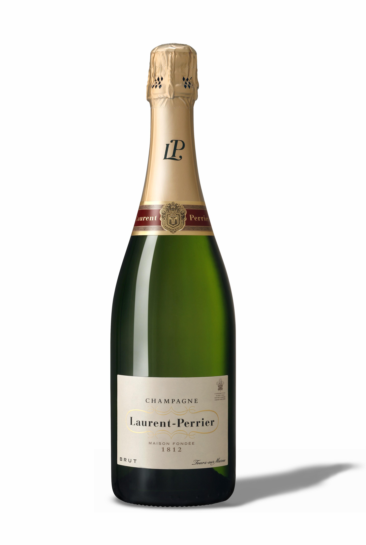 Champagne Laurent Perrier Brut (75 cl) - Livré frais