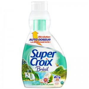 Lessive liquide Brésil, Super Croix (850 ml = 25 lavages)