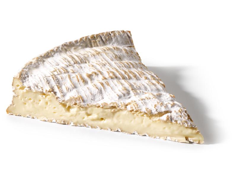 """Brie de Meaux """"Fleur rouge"""" (environ 200 g)"""