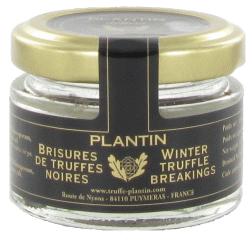Truffe noire brisures - Plantin (50 g)